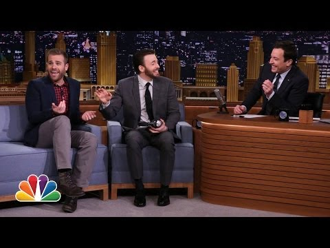 Sibling Wed Game With Scott And Chris Evans Part 2