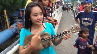 Kumpulan Melodi Jalana Dari Yanti Si Pengamen Jalanan Cantik Mempesona