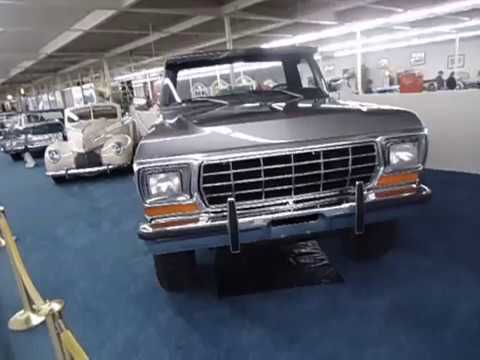 1975 Ford F-250 Pickup Truck For Sale - Linq Auto Collections, Las Vegas