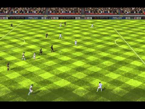 FIFA 14 Android - ALABA'S 11 VS MESSI'S 11