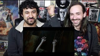 ANNABELLE: CREATION TRAILER #2 REACTION & REVIEW!!!