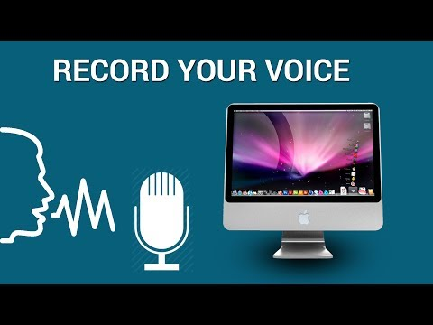 How to record your voice on Mac