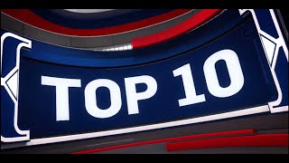 NBA Top 10 Plays Of The Night | August 2, 2020