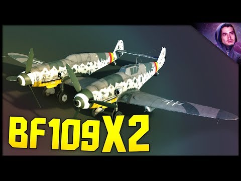 The COOLEST Plane This Patch || Bf109z (War Thunder Patch 1.79)