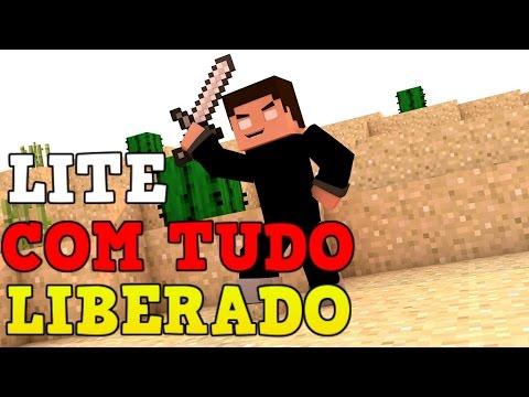 DOWNLOAD MINECRAFT PE 1.0.2 LITE COM TUDO LIBERADO!!