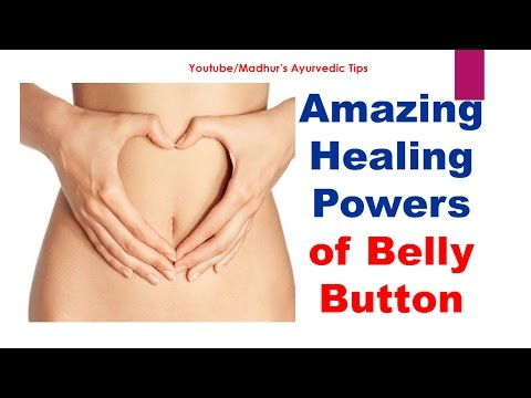 Amazing Healing Power of Belly Button | Cure your Face Probs Via Navel