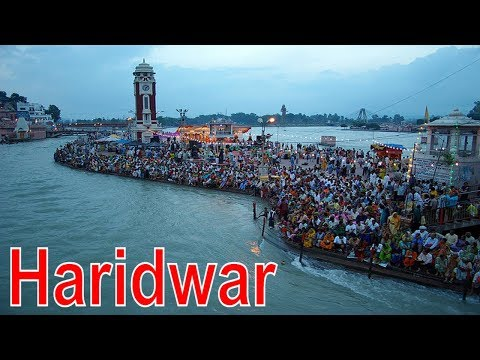 har ki pauri haridwar india hindu holy temple tourism
