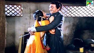 Amrish Puri ForcingPoonam | Teri Meherbaniyaan Movie Scene | Popular Hindi Movie