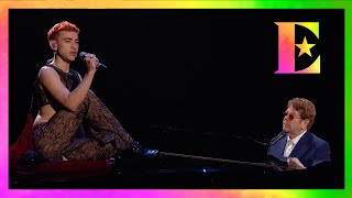 Elton John and Years \u0026 Years – It's a Sin (BRIT Awards 2021 Performance)