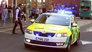North West Ambulance Compilation Responding Lights and Sirens