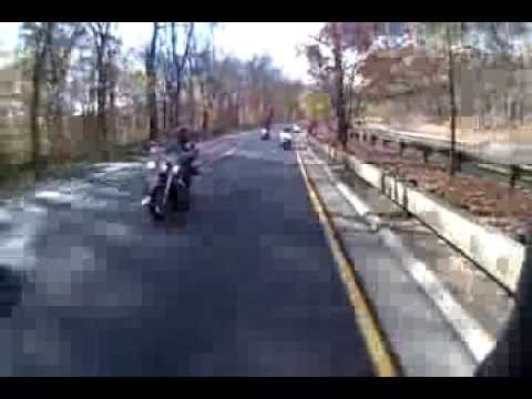 N.Y. Korean riders Kent(CT) trip CLIP0002