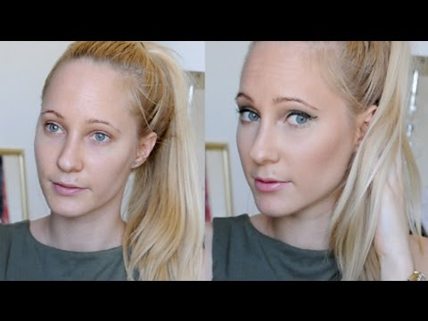 Full Face Drugstore Makeup Tutorial | Holly Lilian ♡