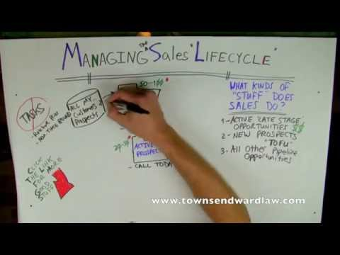 Managing the Sales Process Life Cycle [FREE DOWNLOAD]