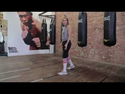 Boxing Training - Footwork for Beginners