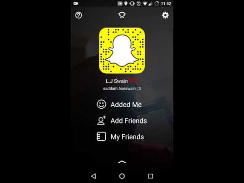 How to Save Snapchat ANDROID (NO ROOT)