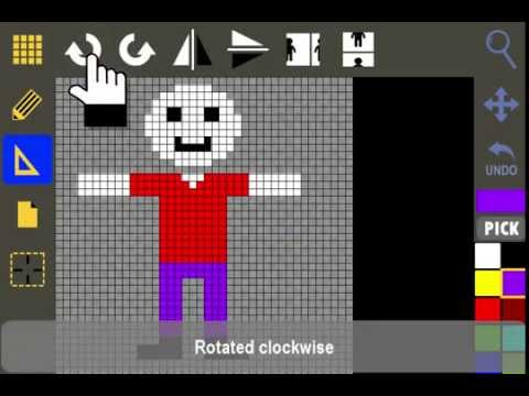 Android Game Creator - Sprite Editor: Creating Animated Sprites