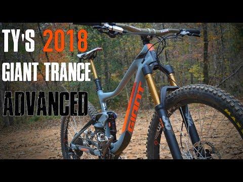 2018 Giant Trance Bike Check