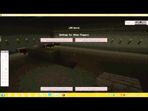 How to change game mode in minecraft