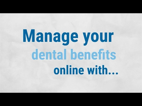 My Dental Benefits: How to Create an Account
