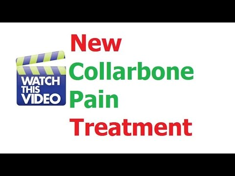 How To Treat Collarbone Pain & Broken Shoulder Homeopathic Treatment