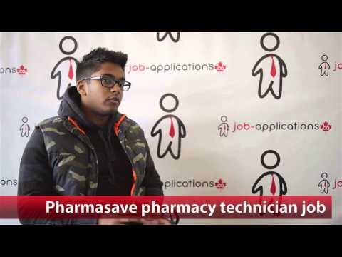 Pharmasave Pharmacy Technician Job