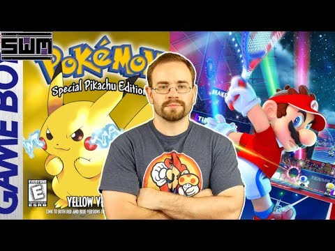 Mario Tennis File Size, Pokemon Lets Go Rumors, Black Ops IIII And Your Comments | Saturday Show