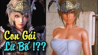 Dynasty Warriors 9 #3: Lữ Linh Khởi - Con gái Lữ Bố XINH VCL AE Ạ !!!