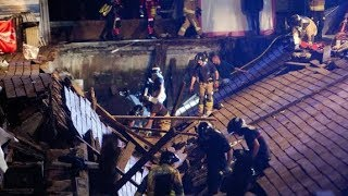 Over 300 injured at Vigo festival in Spain as pier collapses
