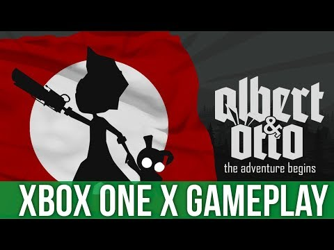Albert and Otto  - Xbox One X Gameplay (Gameplay / Preview)