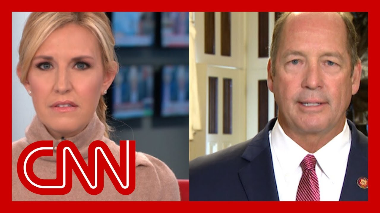 Poppy Harlow presses GOP congressman: Why haven't you attended any of these depositions?
