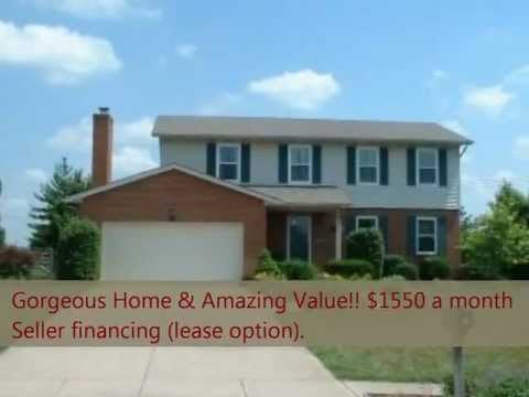 Cincinnait Area Rent To Own Homes_Property of the Week_45 Wyngate fairfield_45011.wmv