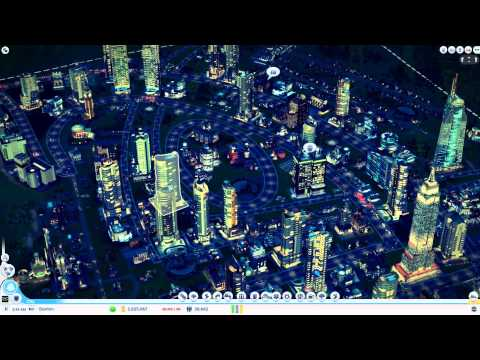 SimCity Designs: Your View is Augmented