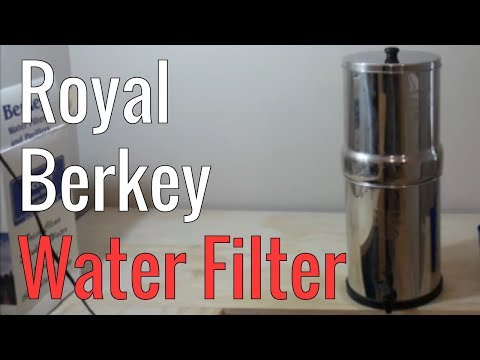 Royal Berkey Water Filter Review