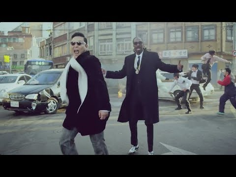 Nuevo video!!! PSY - HANGOVER feat Snoop Dog con el tipo de gangnam style