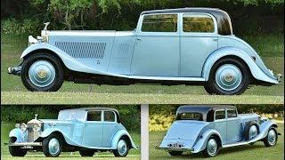 Rolls Royce Phantom II Sir Malcolm Campbell