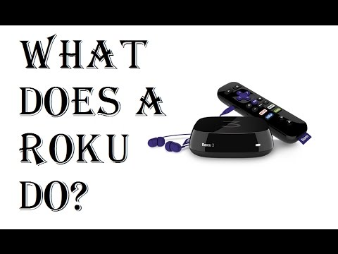 What is Roku How does it Work - What Does A Roku Do - What Is Roku For Tutorial, Basics, Explained