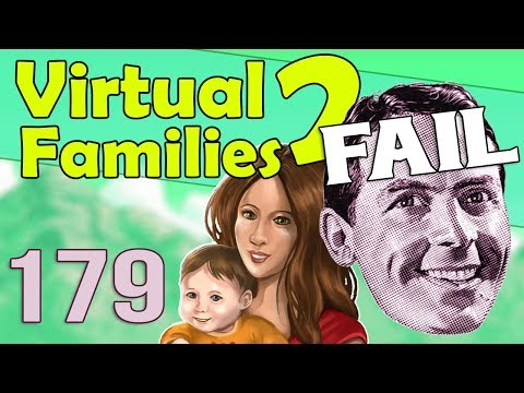 Let's Play Virtual Families 2! | Part 179 | I Done Goofed.