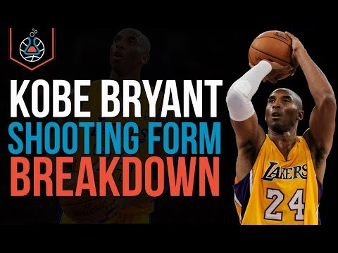 How To: Kobe Bryant Shooting Form