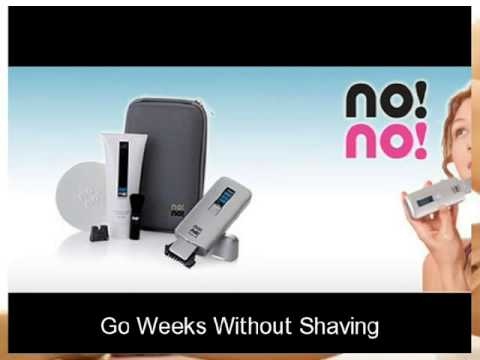 What is the NoNo Hair Removal System
