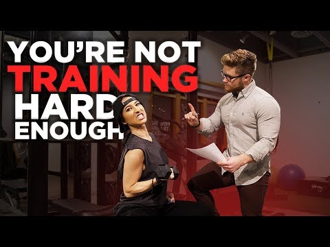 You Are NOT Training Hard Enough!! (New Research Proves It)