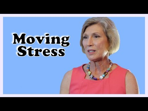 How do I Make Moving Less Stressful for My Elderly Parents?