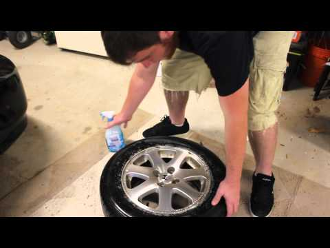 How to Find a Leak in Your Tire