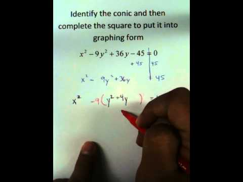 Moya Math Algebra 2 (Completing the Square with Hyperbolas).MOV