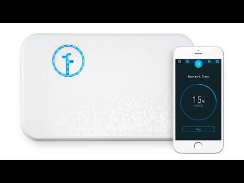 Rachio Generation 2 Smart Sprinkler Controller Install & Setup & Unboxing
