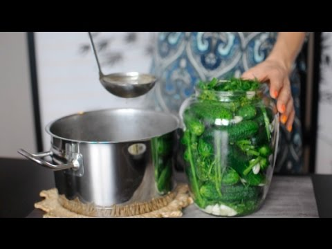 Pickled Cucumber Recipe: Russian Style