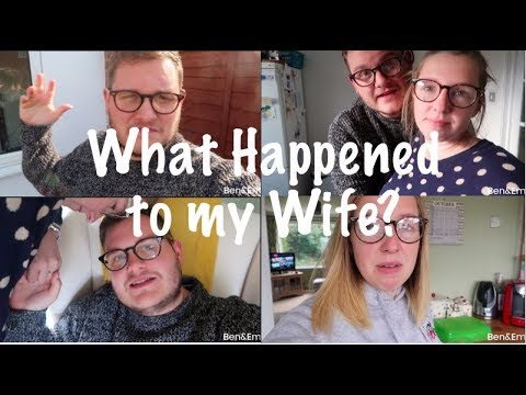 WIFE HAS A ROUGH TIME // Anxiety & Depression