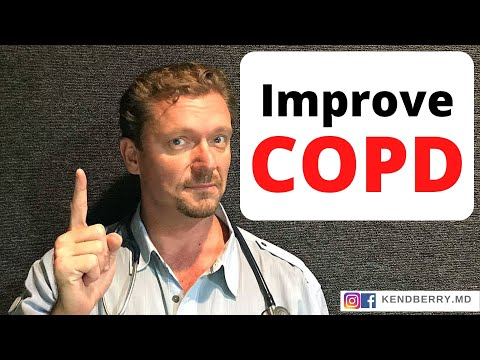 COPD: There is Hope. Ways to Improve COPD, Emphysema, and Chronic Bronchitis