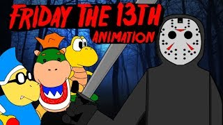 SML Movie: Friday The 13th! Animation