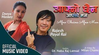 Rajesh Payal Rai- afno chaina !! Rai Is King feat: Diya Maskey