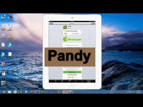 Pandy - Download Music from Pandora & Save to Music App [Cydia Tweak]